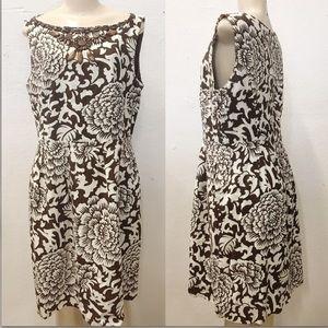 Eliza J Linen dress size 14